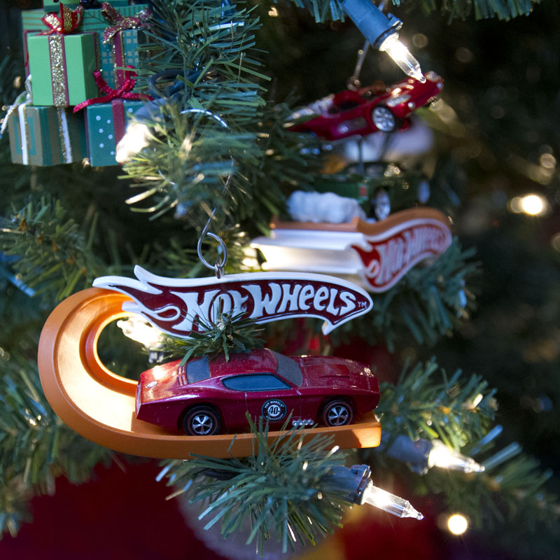 Christmas Tree Story #4: Hot Wheels